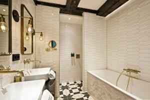 Vault Suite badkamer